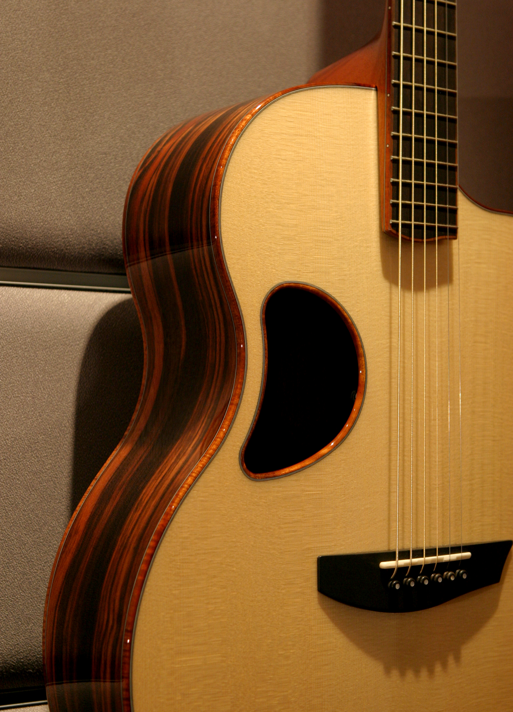 Mcpherson Offset Soundhole Technology The Cavan Project