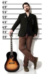 Tall musician Jinder