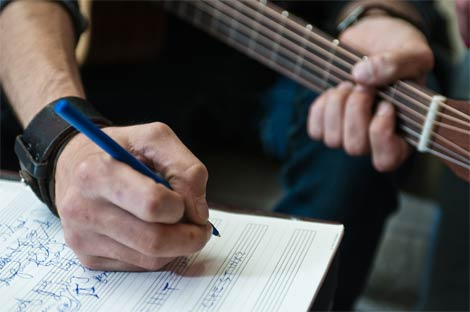 how to song write A songwriter is a professional who is paid to write lyrics and melodies for songs, typically for a popular music genre such as rock or country music.