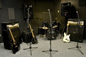 band-rehearsal