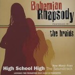 braids bohemian rhapsody cover
