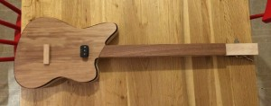 custom box guitar