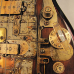 RockArt: Steampunk Guitars