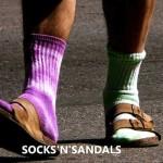 Shuffle Aces: Graham Parker – Socks 'n' Sandals