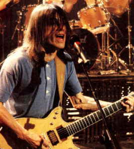 Malcolm Young rhythm guitar