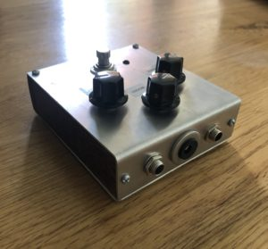 DIY Effects Pedal Housing 2