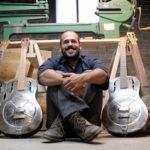 RockArt: Mule Resophonic Guitars